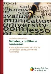 Debates conflitos e consensos